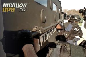 tachyon ops hd police camera, swat, tactical camera